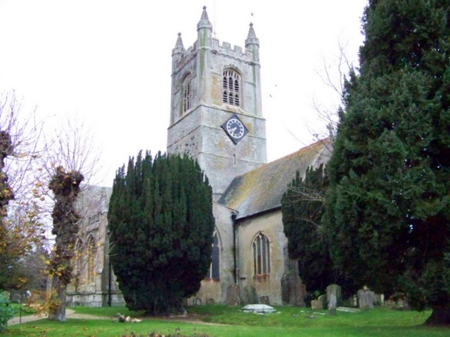 St Michael and All Angels, Lambourn