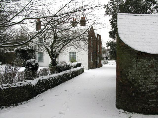 Wells Farm house, Selson