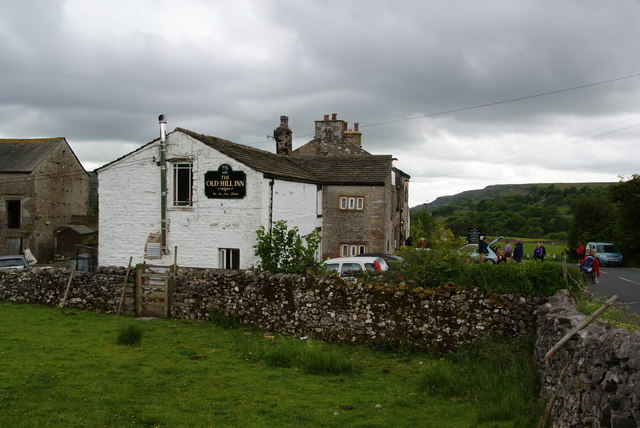 The Old Hill Inn, Chapel-le-Dale