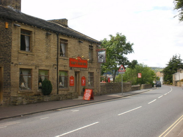 Ram's Head Inn, Wakefield Road