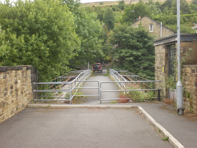 Gas Works Bridge