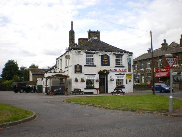 The Horse & Jockey, Warley Road