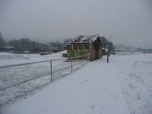 Tiverton : Amory Park BMX Track