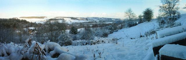 The Tyne Valley