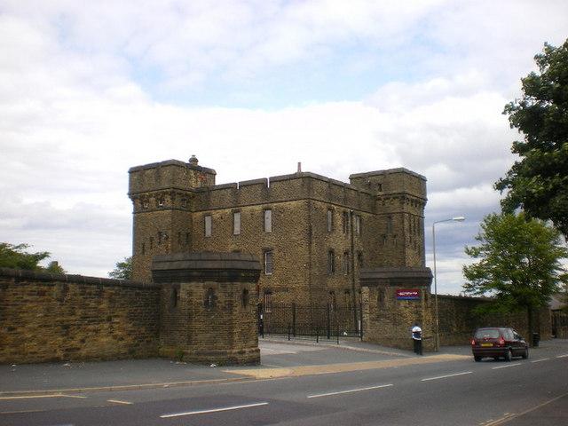 The Duke of Wellington's Regiment's HQ