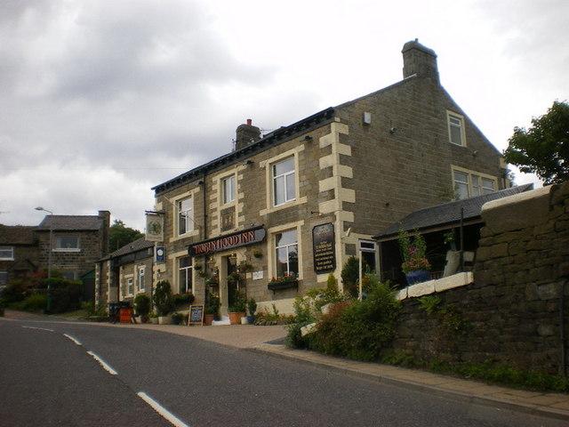 Robin Hood Inn, Pecket Well