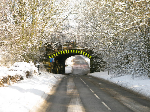 Haigh Lane Bridge