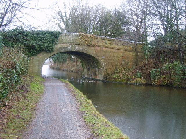 Bridge 119, Lancaster Canal