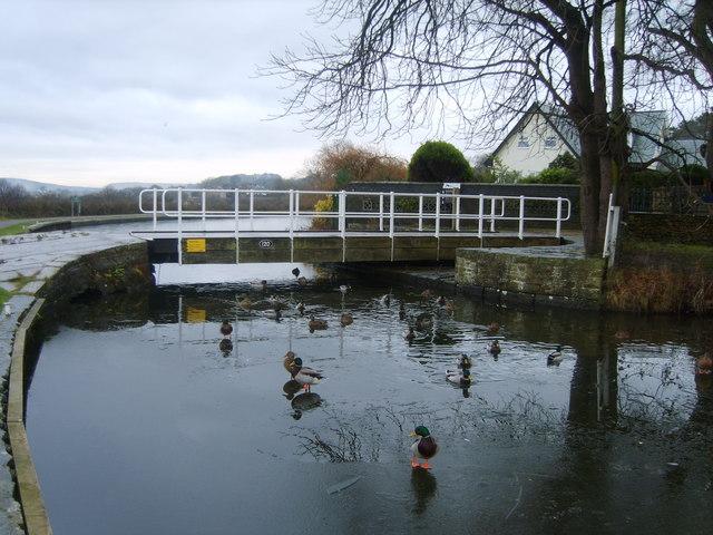 Bridge 120, Lancaster Canal