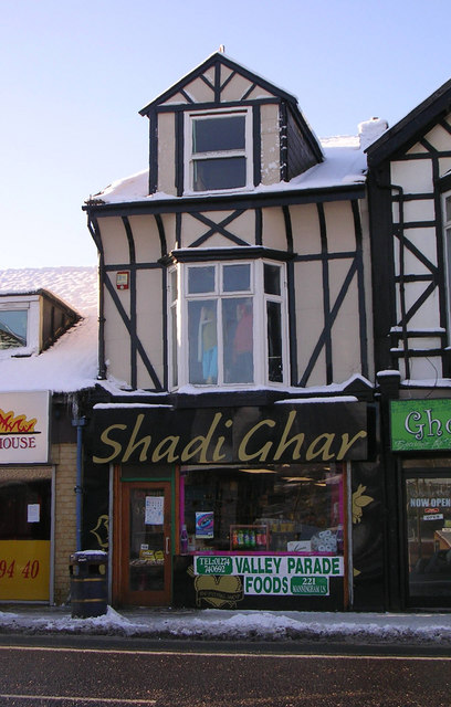 Shadi Ghar Takeaway - Manningham Lane