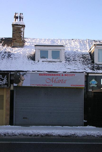 Marta - Manningham Lane