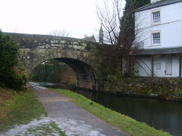 Bridge 122, Lancaster Canal