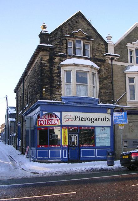 Pierogarnia - Manningham Lane