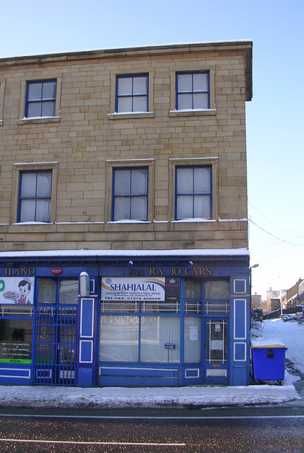 Shahjalal Finance - Manningham Lane
