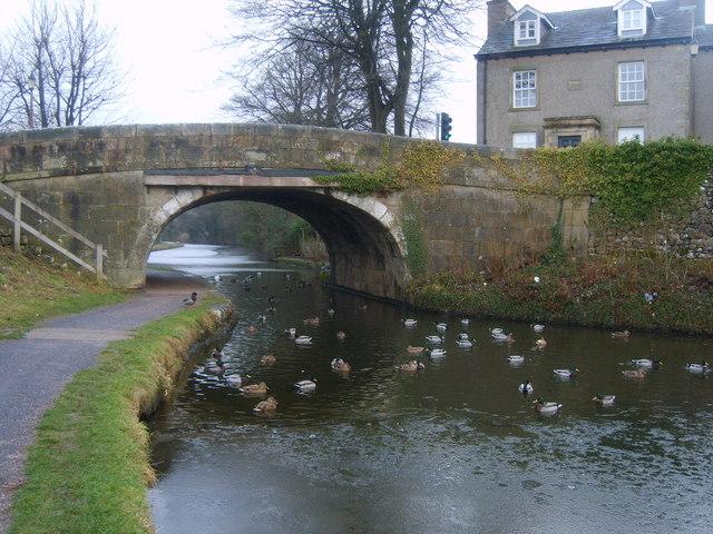 Bridge 123, Lancaster Canal