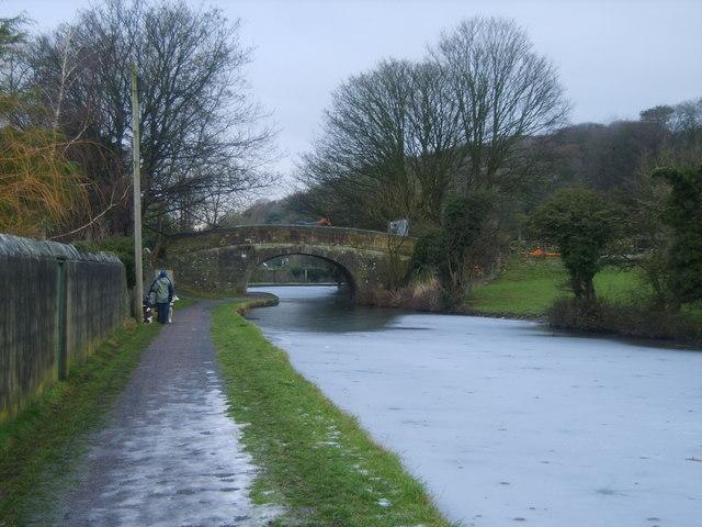 Bridge 124, Lancaster Canal