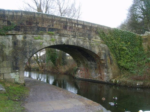 Bridge 125, Lancaster Canal