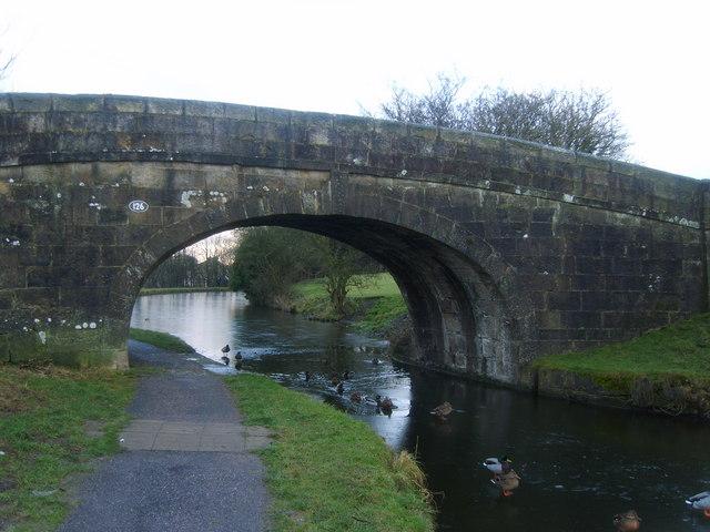 Bridge 126, Lancaster Canal