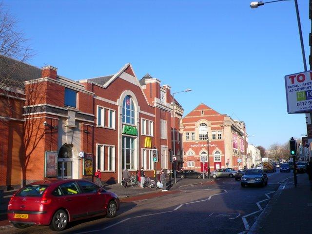 East Street, Bedminster