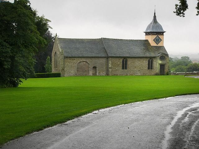 St.Michael & All Angels' church