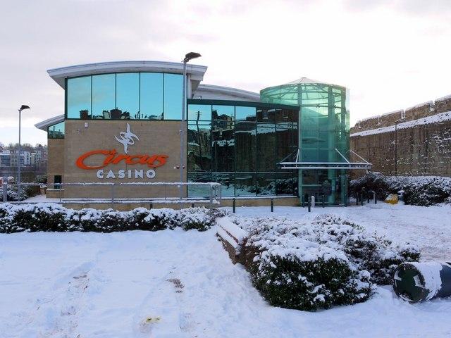 Circus Casino, Forth Street