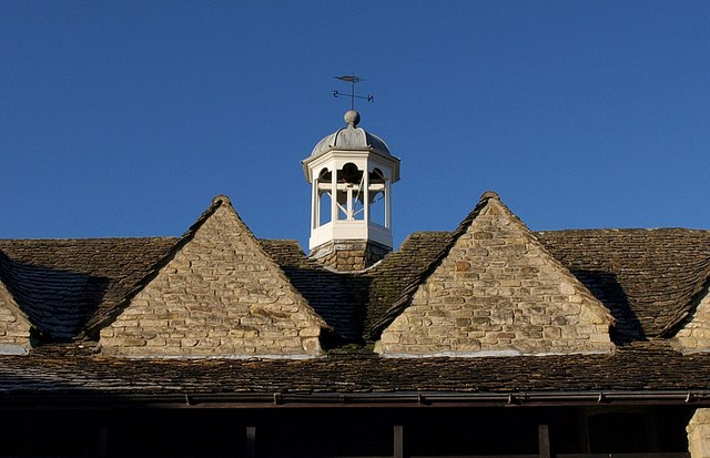 Hugh Perry Almshouses, Wotton-Under-Edge