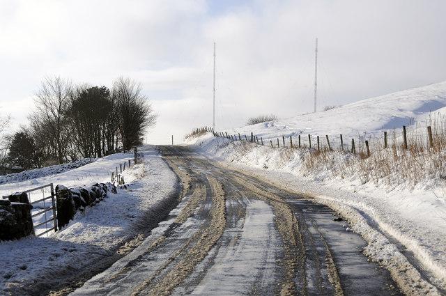 Rochdale Road, Pole Moor