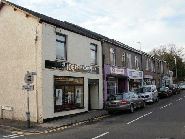 Victoria Street(5), Old Cwmbran