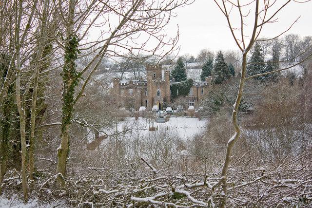 Augill Castle, Brough, Cumbria