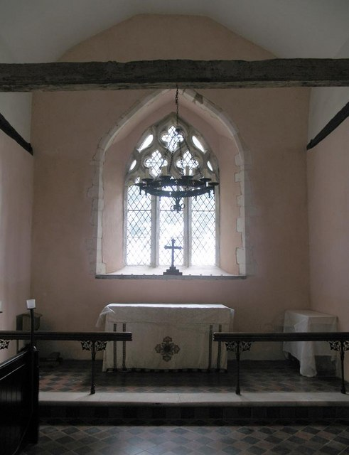 St Andrew, Ford, Sussex - Sanctuary