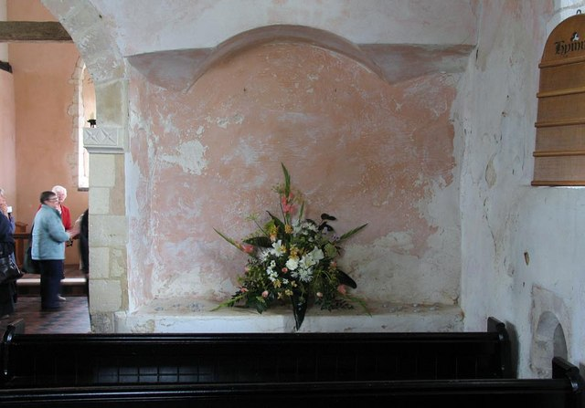 St Andrew, Ford, Sussex - Interior