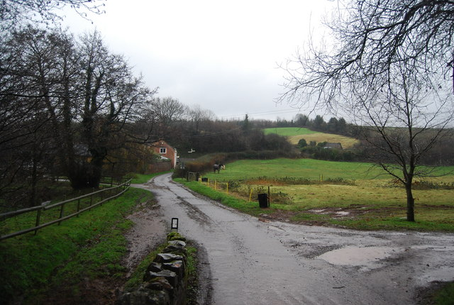 Water Hill from Water Bridge