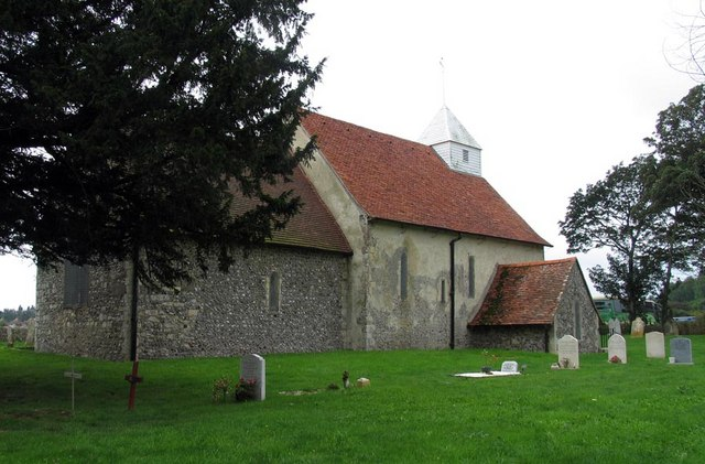 St Andrew, Ford, Sussex