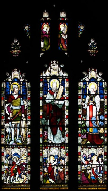 St Nicholas, Arundel, Sussex - Window