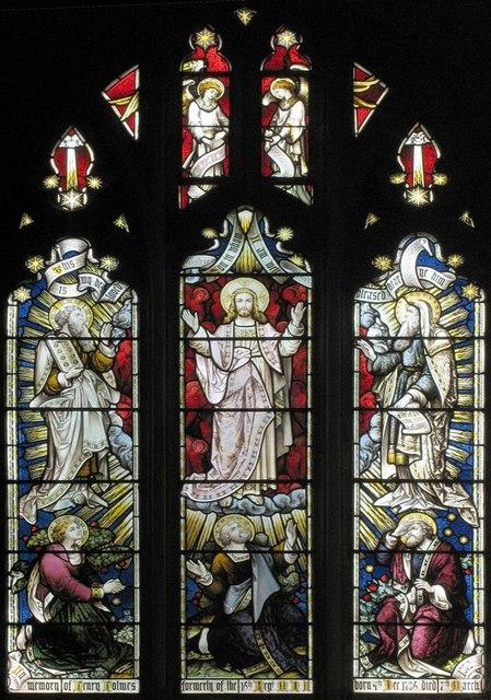 St Nicholas, Arundel, Sussex - Window