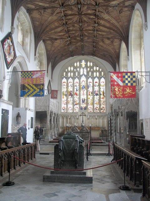 St Nicholas, Arundel, Sussex - Fitzalan Chapel