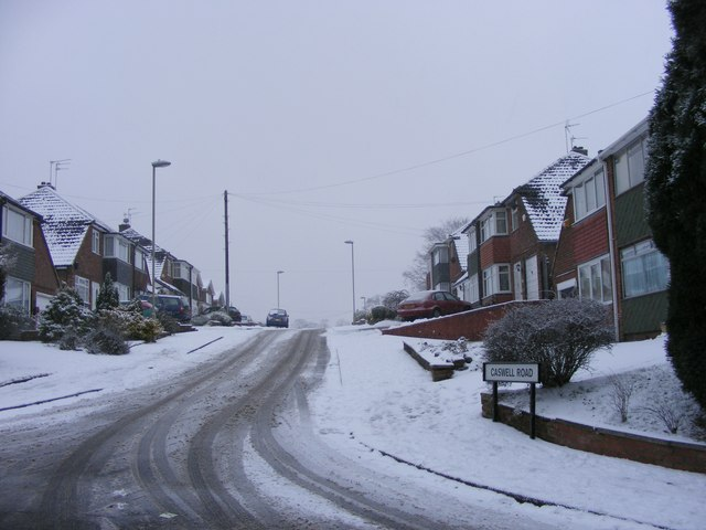 Snowy Caswell Road