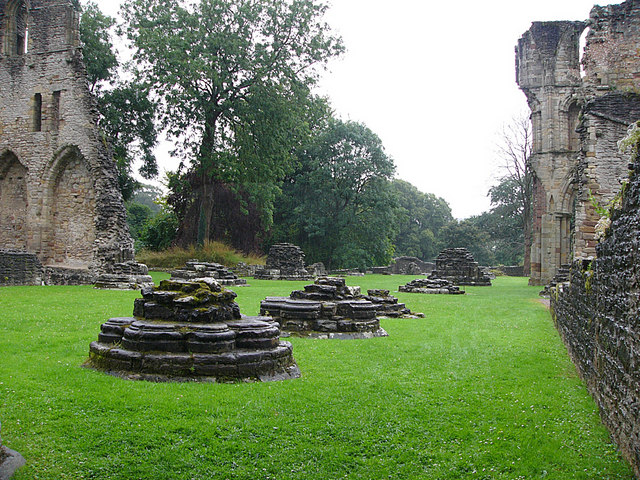 St Milburga's Priory, Much Wenlock