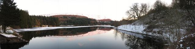 Pontstcill Reservoir
