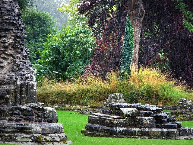 St Milburga's Priory, Much Wenlock