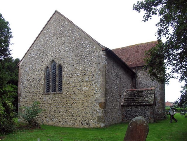 St Mary, North Stoke, Sussex