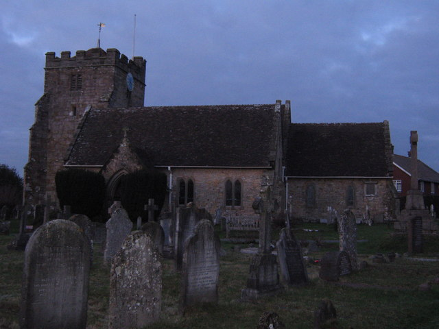 East Hoathly Church