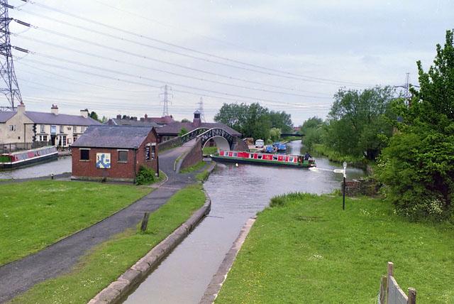 Hawkesbury Junction, 1987