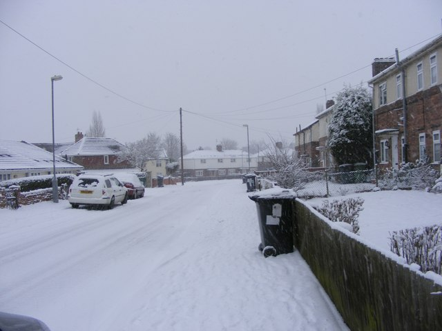 Snowy Etheridge Road
