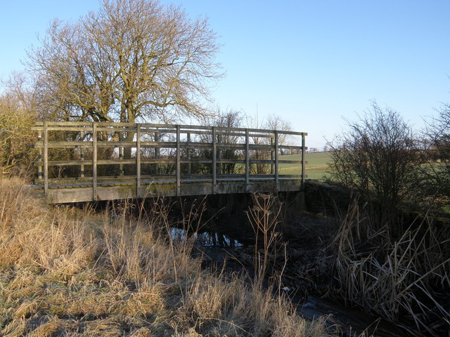Bridleway bridge