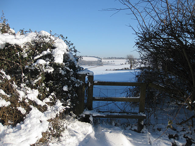 No traffic across the stile