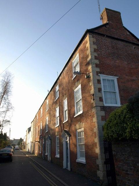 Orchard Street, Wotton-Under-Edge