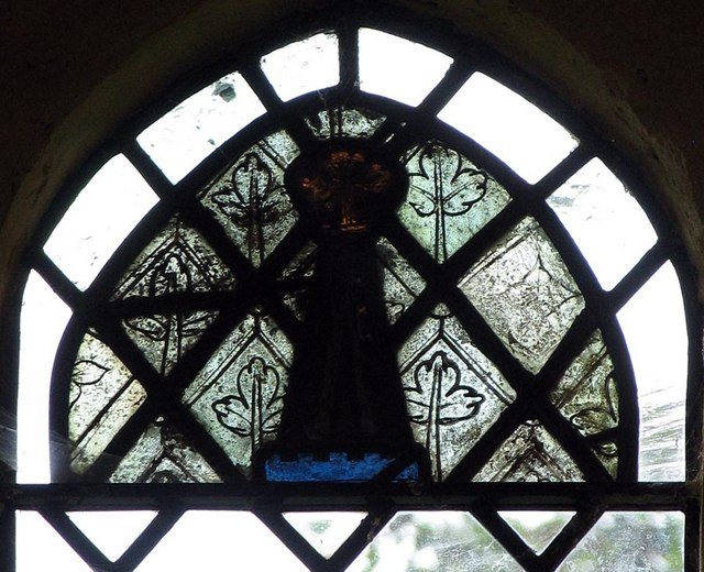 St Mary, North Stoke, Sussex - Window