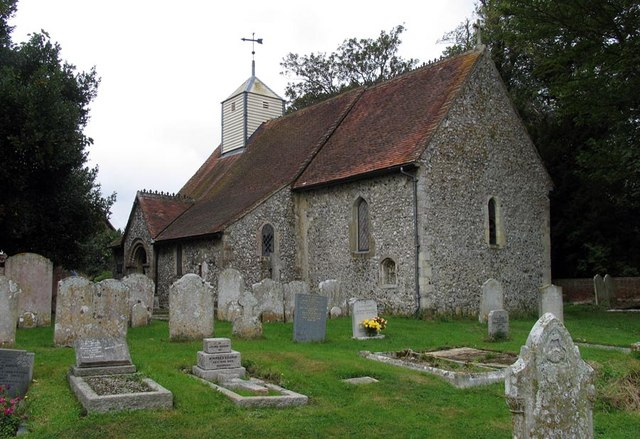 St Mary Magdalene, Tortington, Sussex