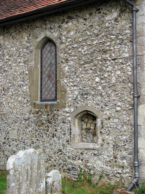 St Mary Magdalene, Tortington, Sussex - Windows